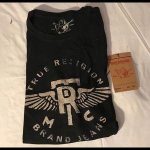 True Religion Men's Shirt-2XL